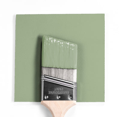 Benjamin Moore Colour HC-118 Sherwood Green wet, dry colour sample.