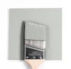 Benjamin Moore Colour HC-180 Cliffside Gray wet, dry colour sample.