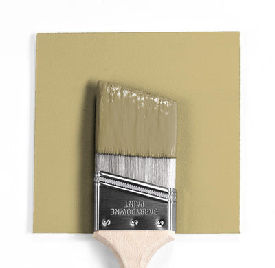 Benjamin Moore Colour HC-15 Henderson Buff wet, dry colour sample.
