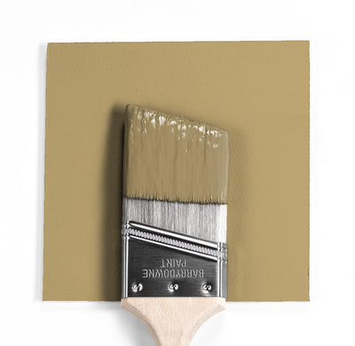 Benjamin Moore Colour HC-22 Blair Gold wet, dry colour sample.