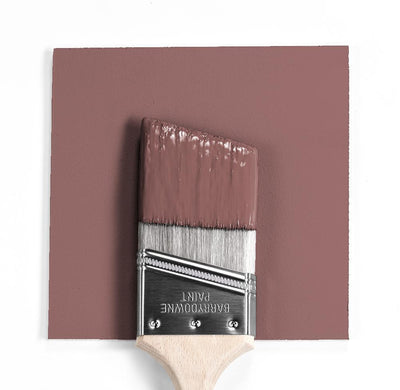 Benjamin Moore Colour HC-62 Somerville Pink wet, dry colour sample.