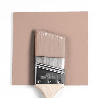 Benjamin Moore Colour HC-63 Monticello Rose wet, dry colour sample.