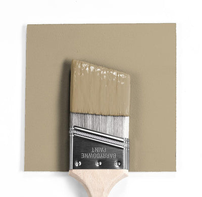 Benjamin Moore Colour HC-79 Greenbrier Beige wet, dry colour sample.