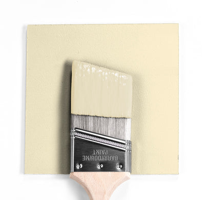 Benjamin Moore Colour OC-106 Man On The Moon wet, dry colour sample.
