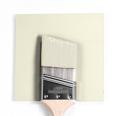 Benjamin Moore Colour OC-109 Lemon Chiffon wet, dry colour sample.