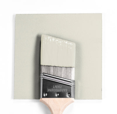 Benjamin Moore Colour OC-138 White Drift wet, dry colour sample.