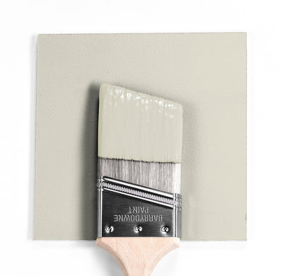 Benjamin Moore Colour OC-140 Morning Dew wet, dry colour sample.