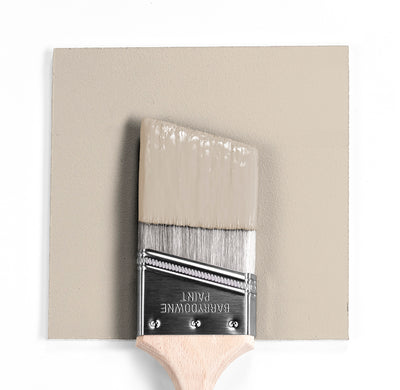 Benjamin Moore Colour OC-16 Cedar Key wet, dry colour sample.