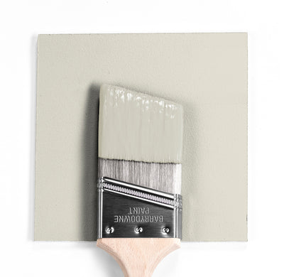 Benjamin Moore Colour OC-46 Halo wet, dry colour sample.