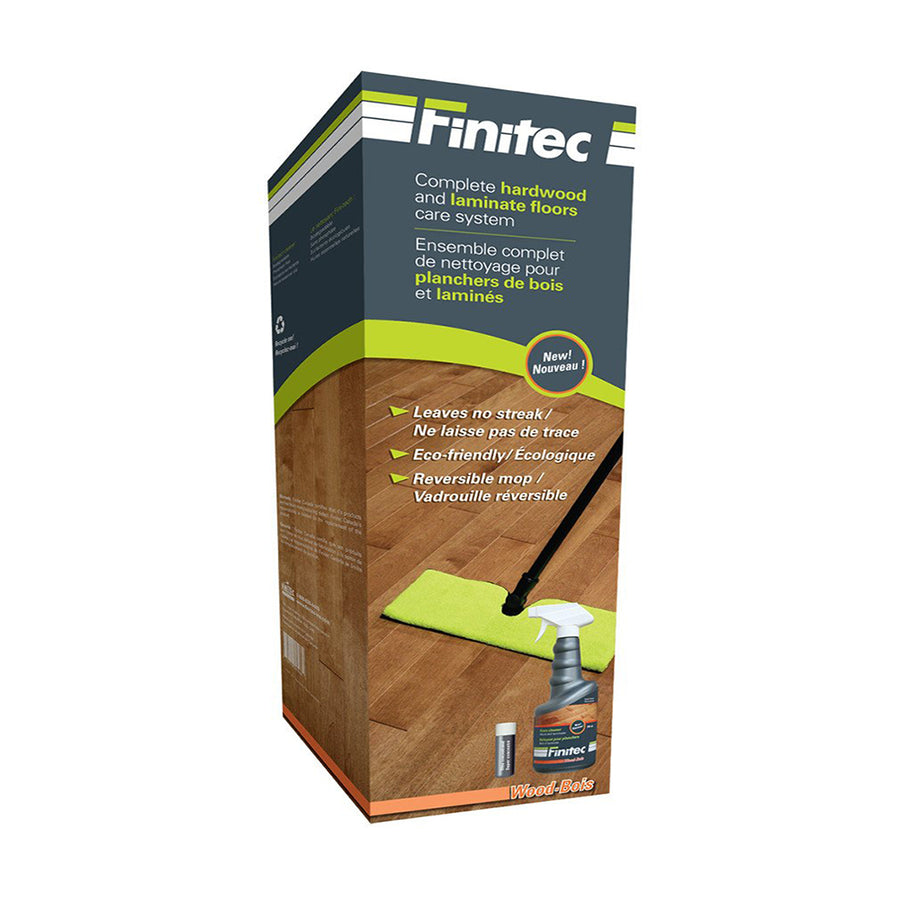 Wood and Laminate Cleaning Kit