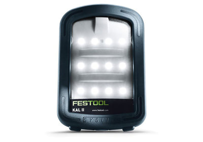 Festool SysLite II LEF Work Lamp front view
