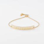 Horizon Bracelet Have Courage