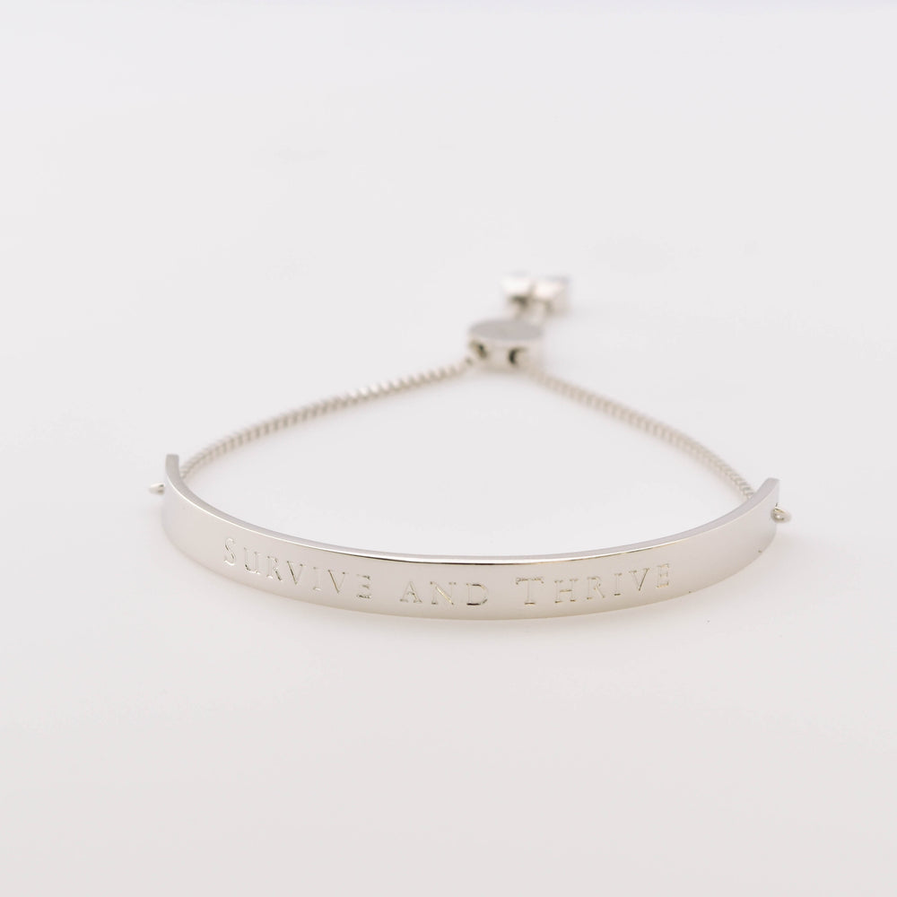 Horizon Bracelet Extended Bar Survive and Thrive