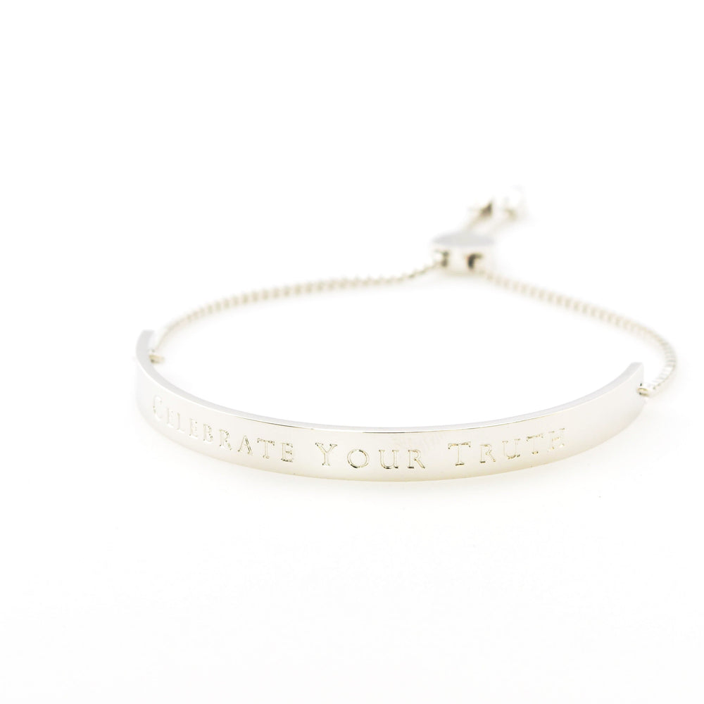 Horizon Bracelet Extended Bar Celebrate Your Truth