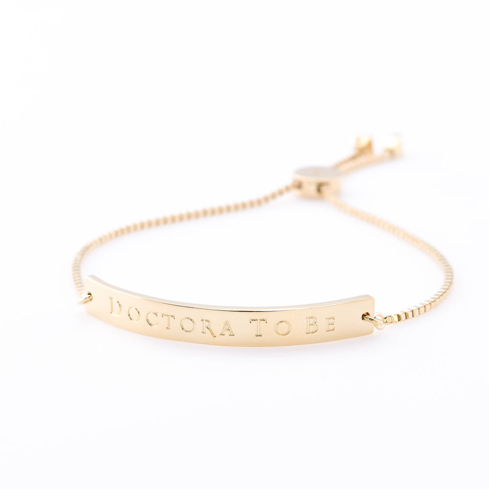 Horizon Bracelet Doctora To Be