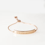 Horizon Bracelet Unapologetic