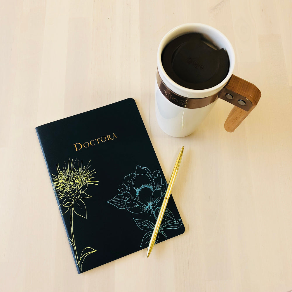 Nocturnal Garden Notebook