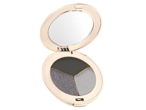 JANE IREDALE PUREPRESSED TRIPLE EYESHADOW SILVER LINING