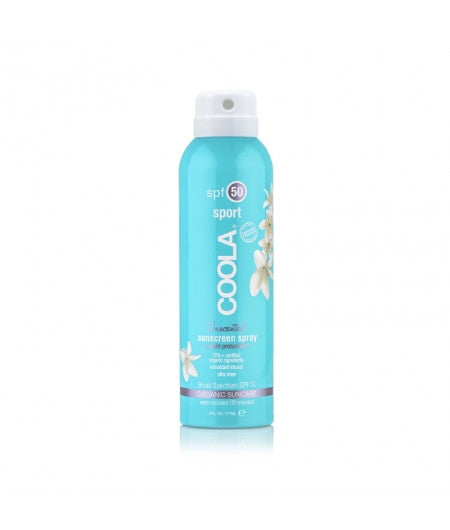 Coola Suncare Sport Sunscreen Spray SPF 15 Unscented
