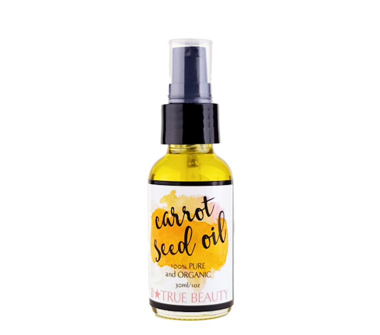 B True Beauty 100% Pure Organic Carrot Seed Oil