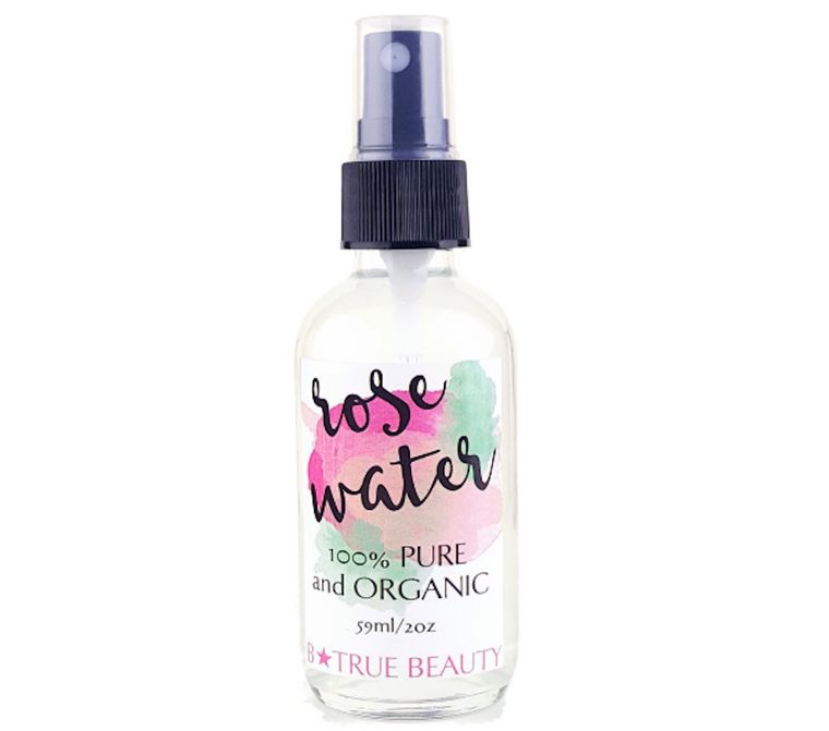 B True Beauty Rose Water
