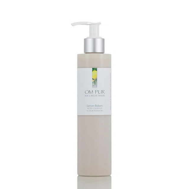 OM PUR Lemon-Balsam Body Cleanser