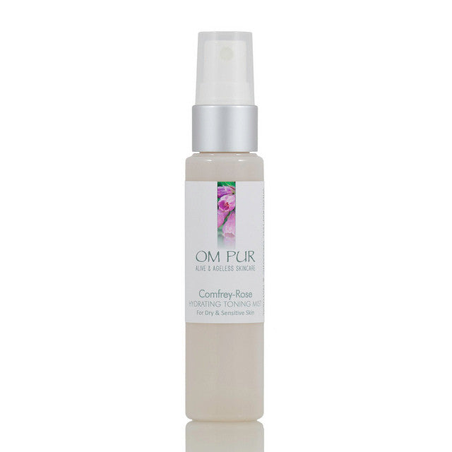 OM PUR Comfrey-Rose Hydrating Toning Mist