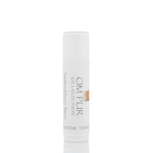 OM PUR Seabuckthorn Berry Lip Balm