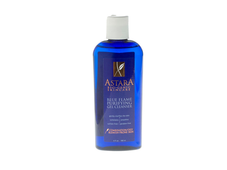 Astara Blue Flame Purifying Gel Cleanser 6oz