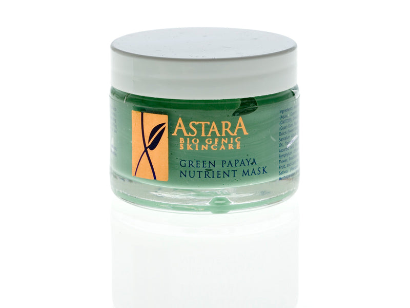 Astara Green Papaya Nutrient Mask 2oz, Astara - ShopConsciousBeauty.com