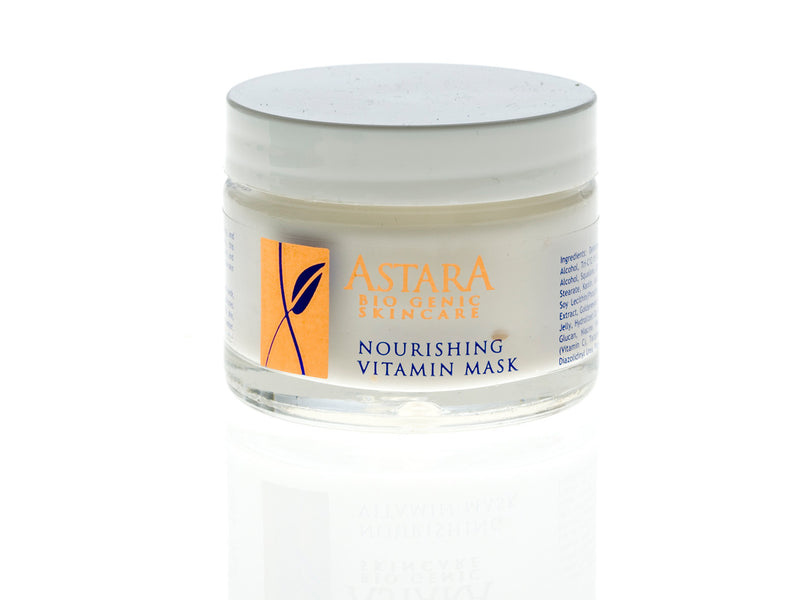 Astara Nourishing Vitamin Mask 2oz
