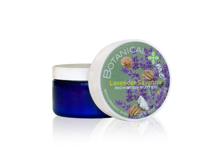 Botanical Me Body Butter Lavender Savanna 4oz