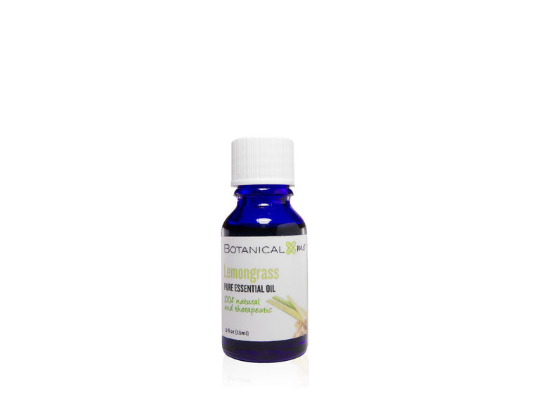 Botanical Me Lemongrass Essential Oil
