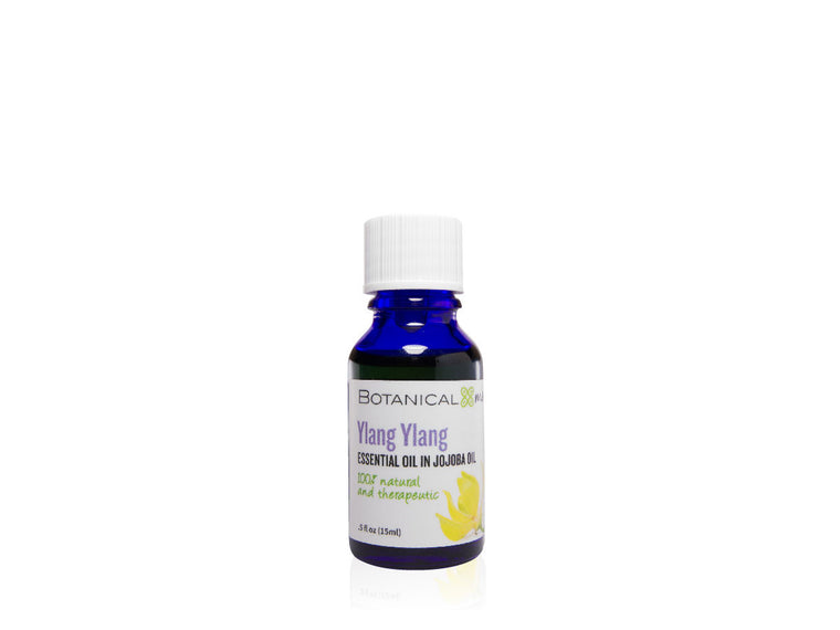 Botanical Me Ylang Ylang Essential Oil in Jojoba Oil