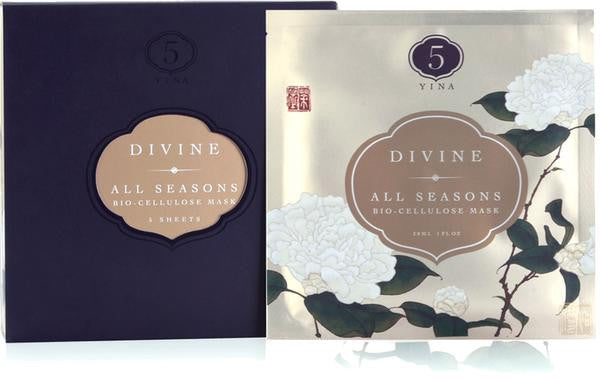 5YINA Divine All Seasons Biocellulose Mask