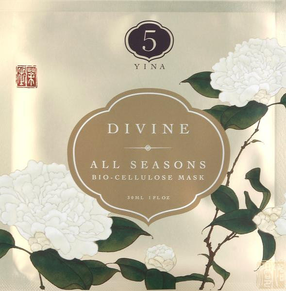 5YINA Divine All Seasons Biocellulose Mask, 5YINA - ShopConsciousBeauty.com
