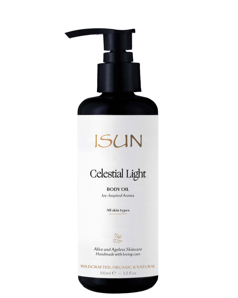 ISUN Celestial Light Body Oil 100ml