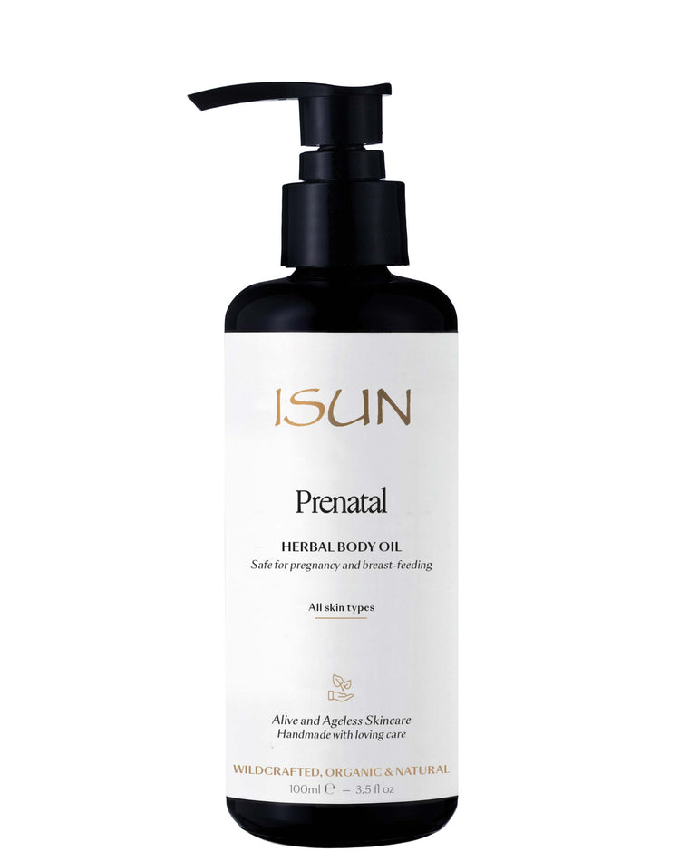 ISUN Prenatal / Herbal Body Oil 100ML