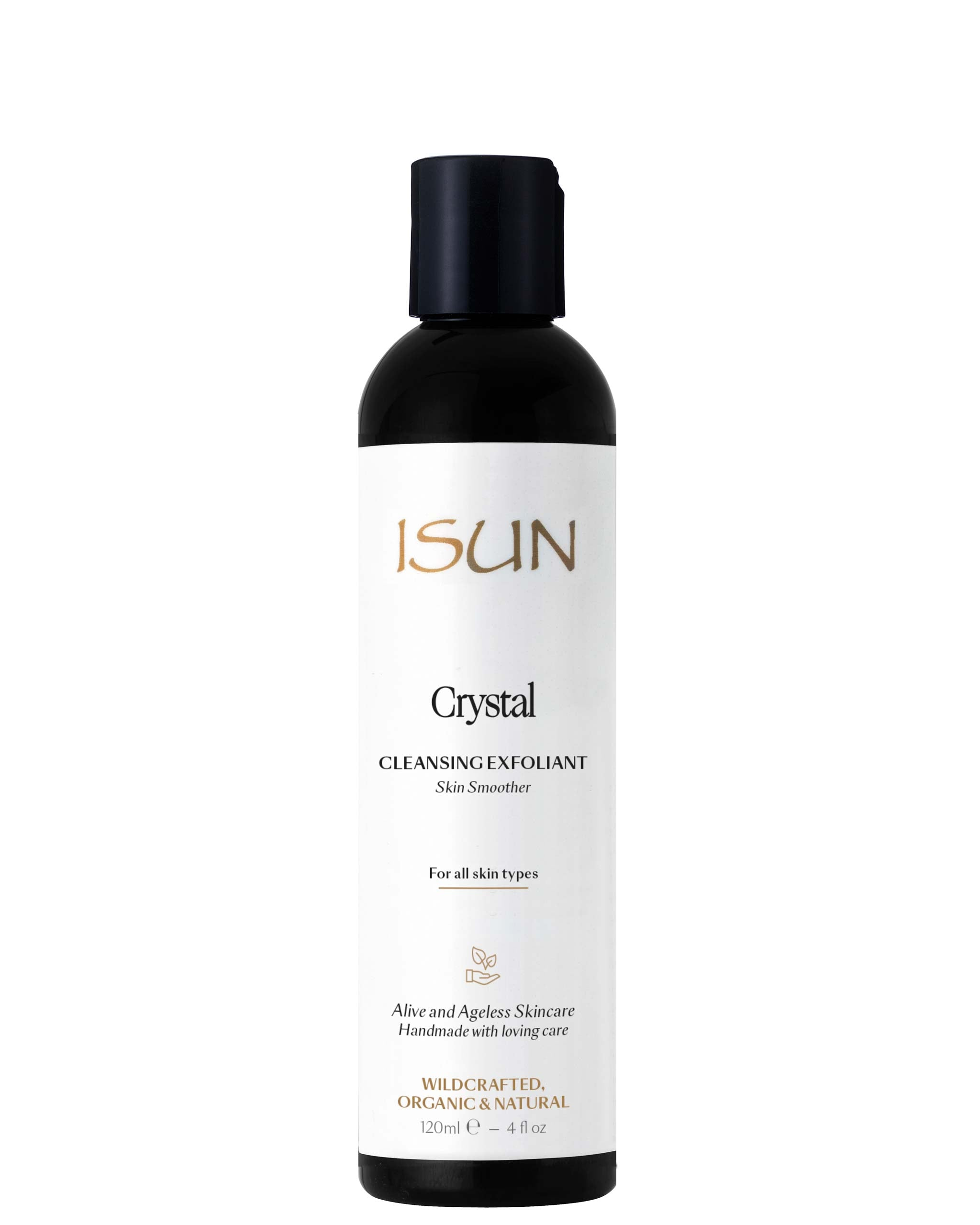 ISUN Crystal / Cleansing Exfoliant 120ML, ISUN - ShopConsciousBeauty.com