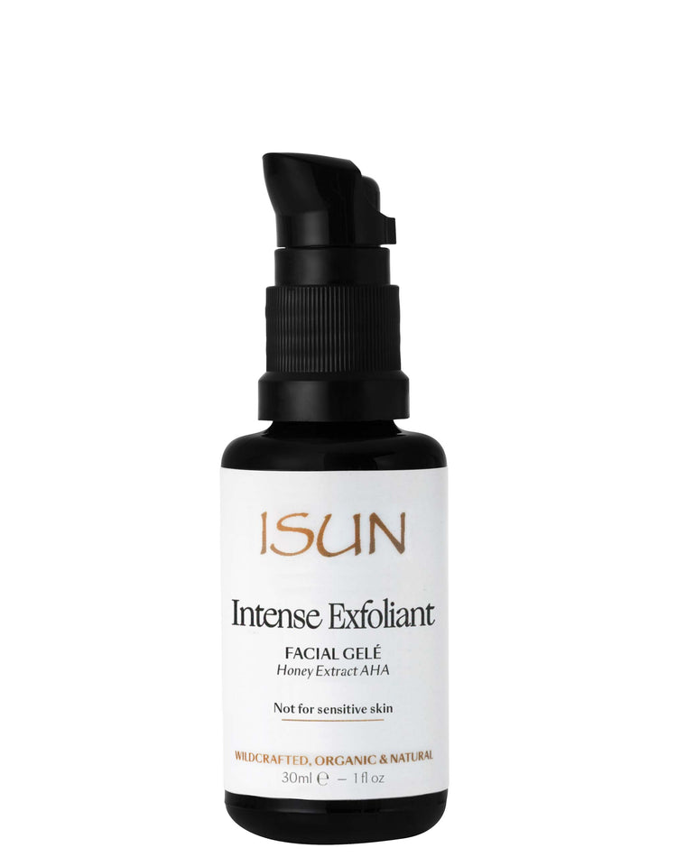 ISUN Intense Exfoliant / Facial Gelé  30ML