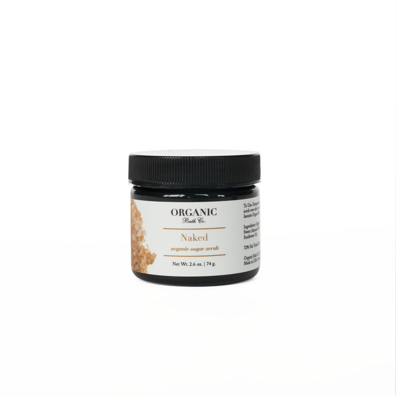 Organic Bath Co. Naked Organic Body Scrub, Organic Bath Co. - ShopConsciousBeauty.com