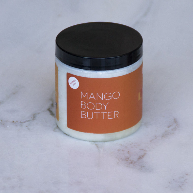 Organic Bath Co. Sweet Summer Mango Body Butter