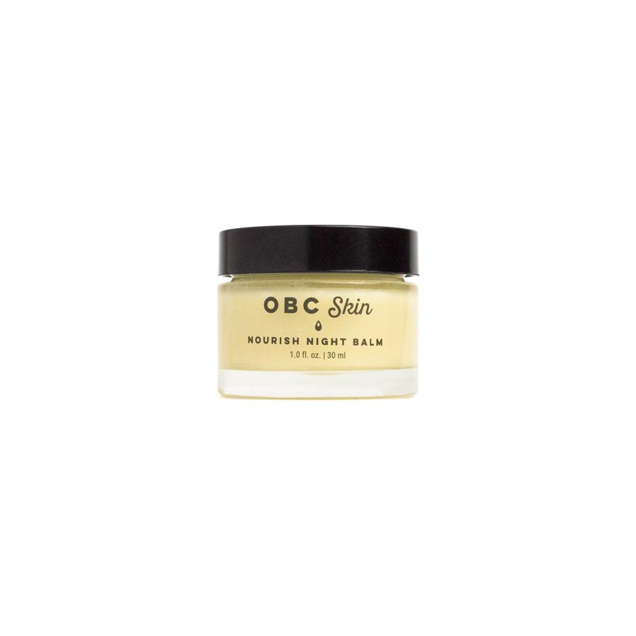 Organic Bath Co. Nourish Night Face Balm, Organic Bath Co. - ShopConsciousBeauty.com