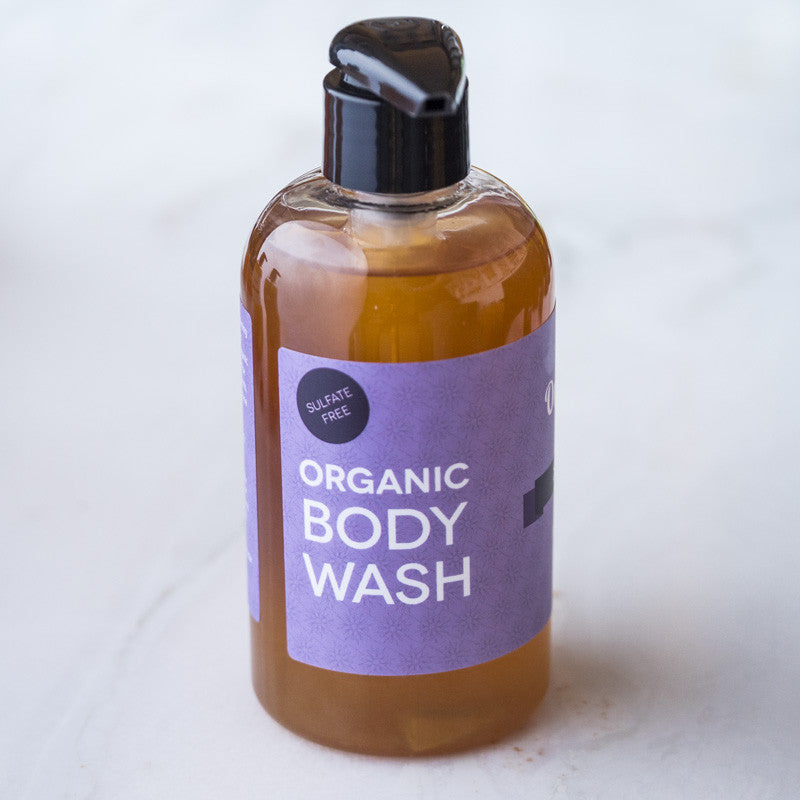 Organic Bath Co. Stress Less Organic Body Wash, Organic Bath Co. - ShopConsciousBeauty.com