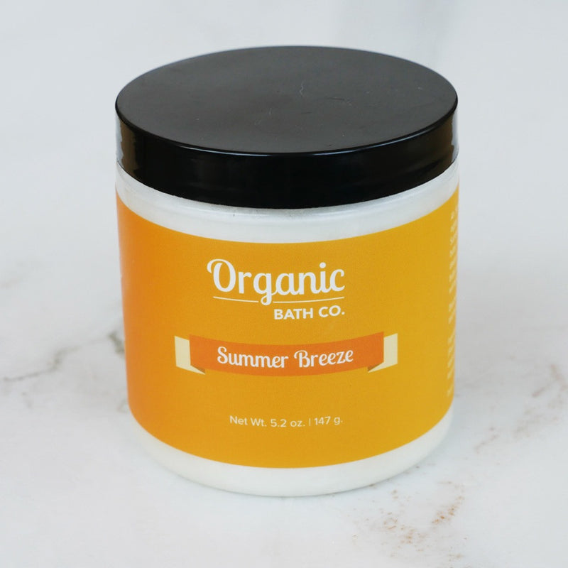 Organic Bath Co. Summer Breeze Mango Body Butter, Organic Bath Co. - ShopConsciousBeauty.com
