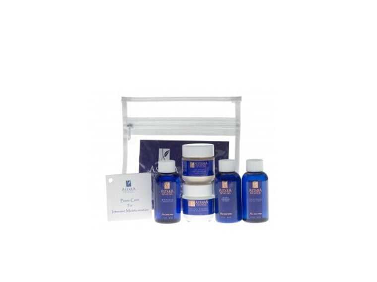 Astara Basic Care Kit- Intensive Moisture