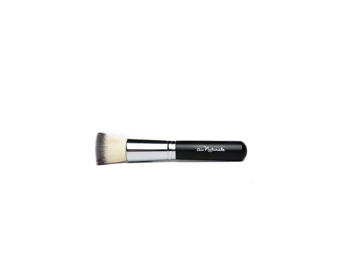 Au Naturale Bronzer Brush, Au Naturale - ShopConsciousBeauty.com