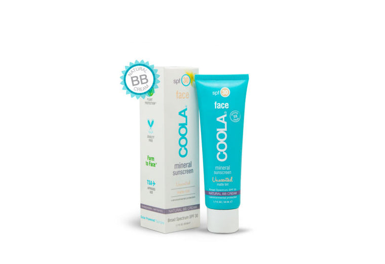 Coola Suncare MineralFace SPF 30 Unscented Matte Tint