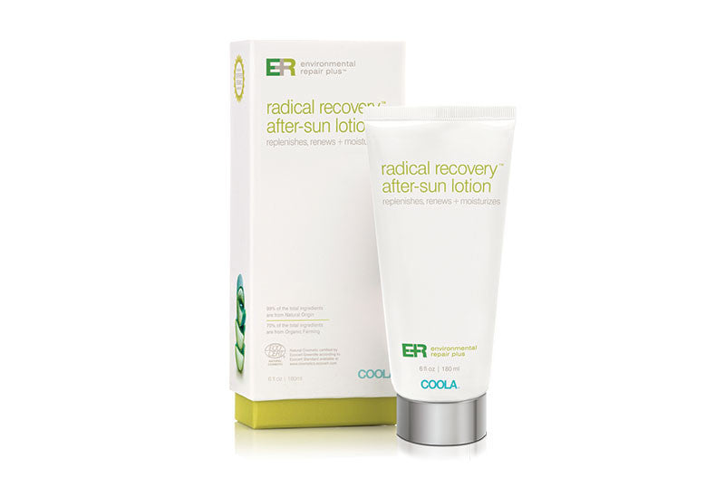 Coola Environmental Repair Plus | Radical Recovery After Sun Lotion, Coola Suncare - ShopConsciousBeauty.com