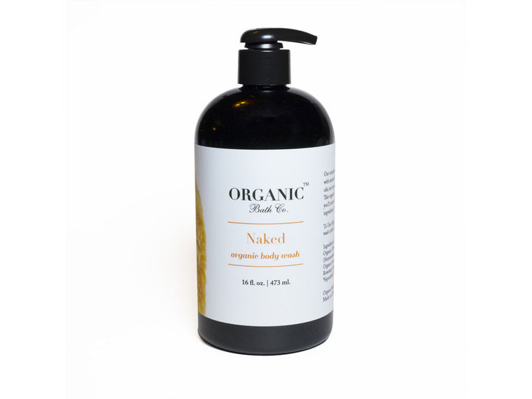 Organic Bath Co. Naked Organic Body Wash